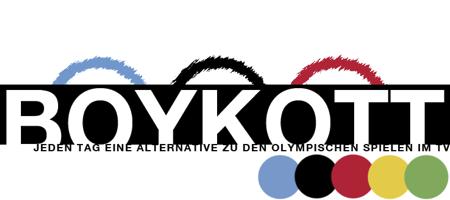 Olympia-Boykott
