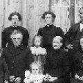 2014-12-20_familie_gruppe_Israel og Sofie Vedul med familie