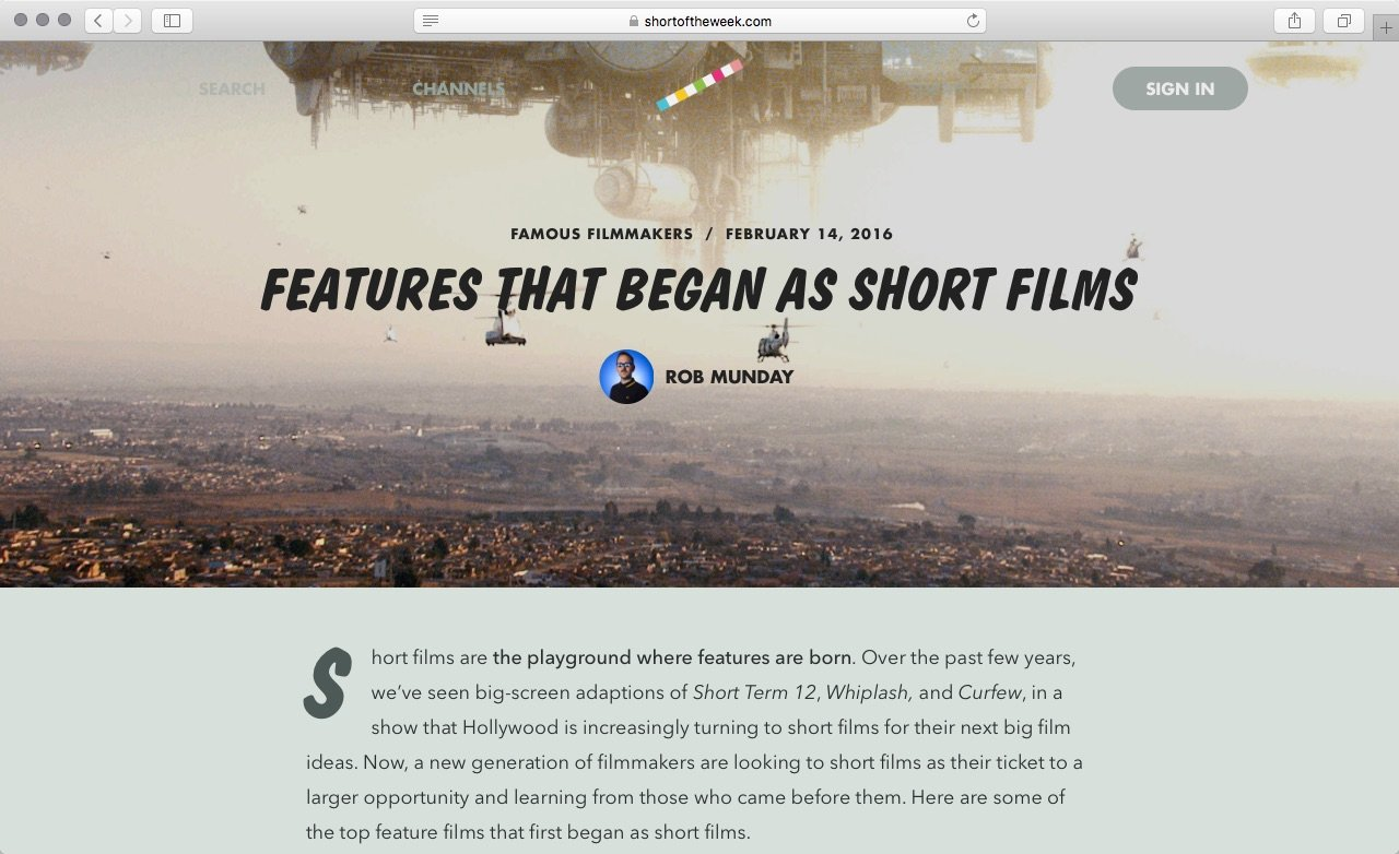 2016-02-16_screenshot_Features_Began_As_Shorts