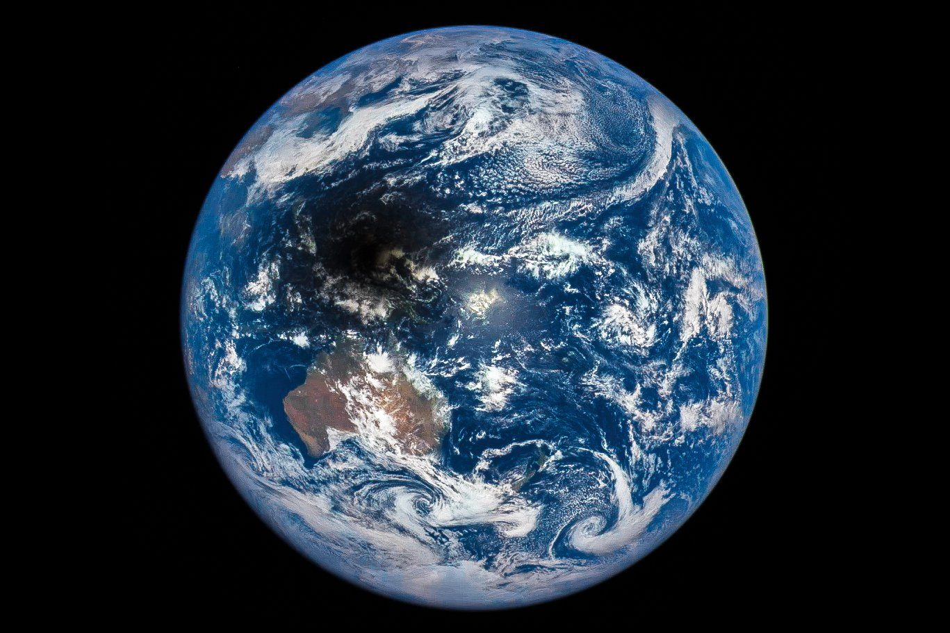 Image Credit: NASA, NOAA/DSCOVR