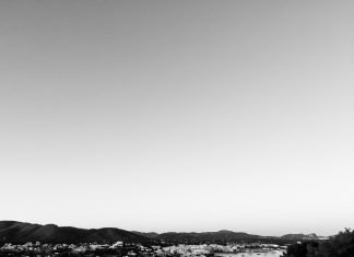 Foto: Der Himmel über Santa Eulària des Riu
