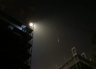 Foto: Baustelle in Essen, Teil 2