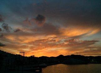 Foto: Der Hafen von Ibiza