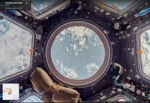 LinkTipp: Per Street View durch die ISS