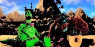 Kurzfilm: Monster Island