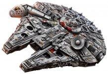 Will ich haben: Der neue Millennium Falcon von Lego