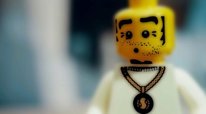 Kurzfilm: Lego GTA