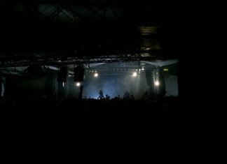 Foto: Fear Factory in der Essigfabrik
