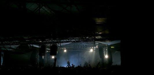 Foto: Fear Factory in der Essigfabrik