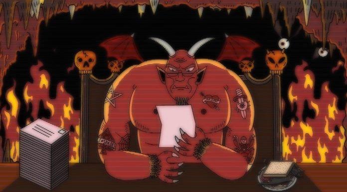 Kurzfilm: Dear Satan