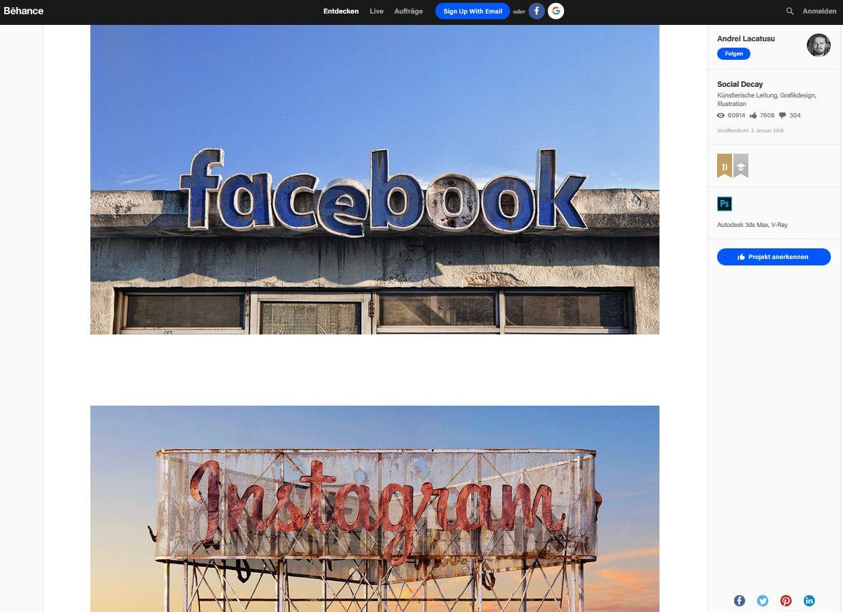 Social Decay von Andrei Lacatusu