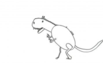Kurzfilm: Dinosaur