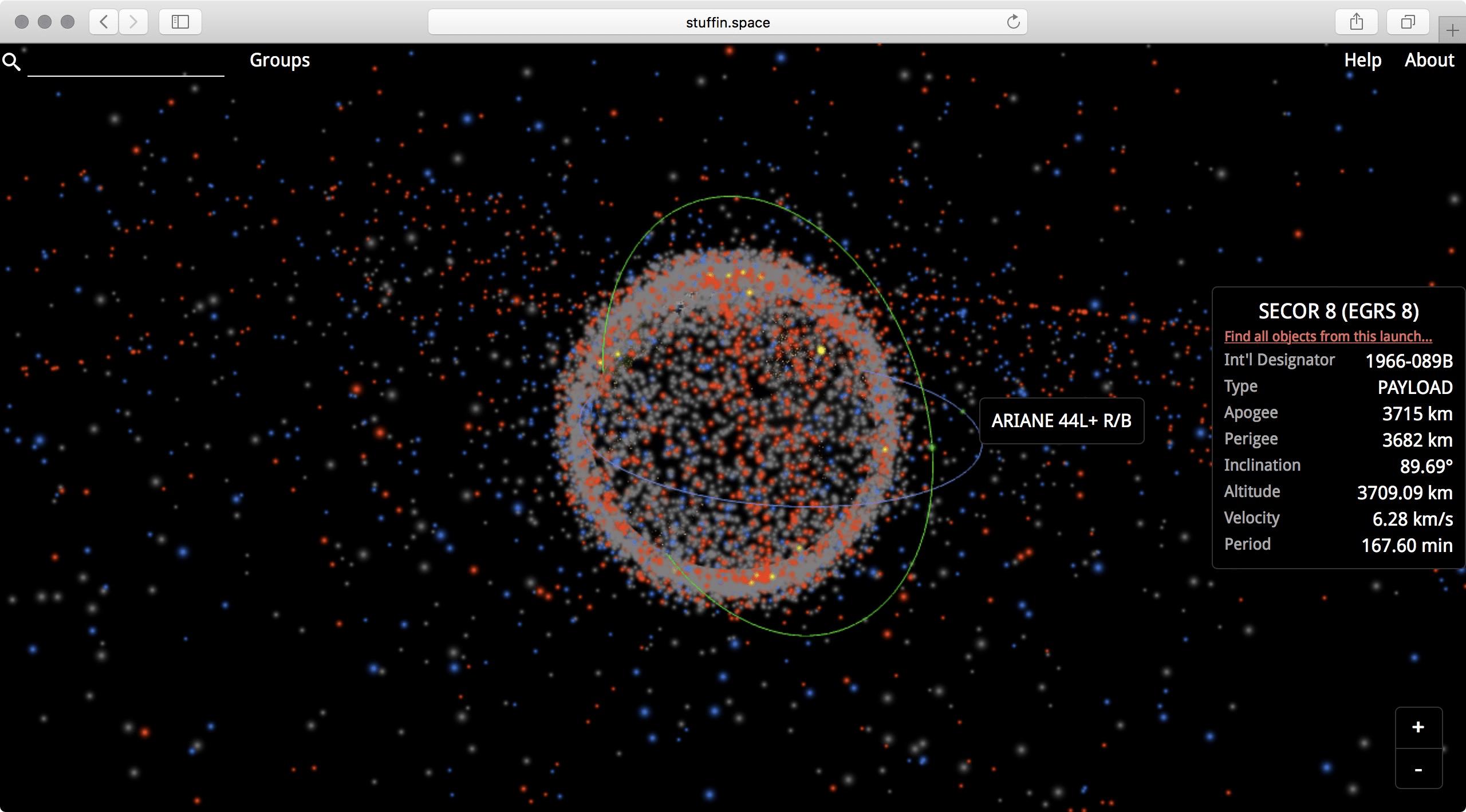 LinkTipp: Stuff in Space