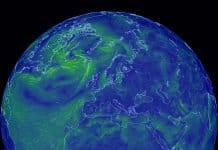 LinkTipp: earth :: a global map of wind, weather, and ocean conditions