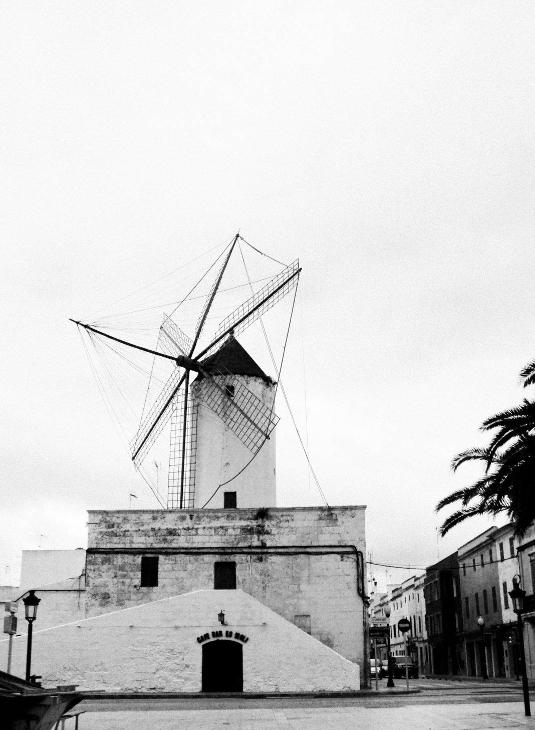 Foto: Molí des Comte in Ciutadella