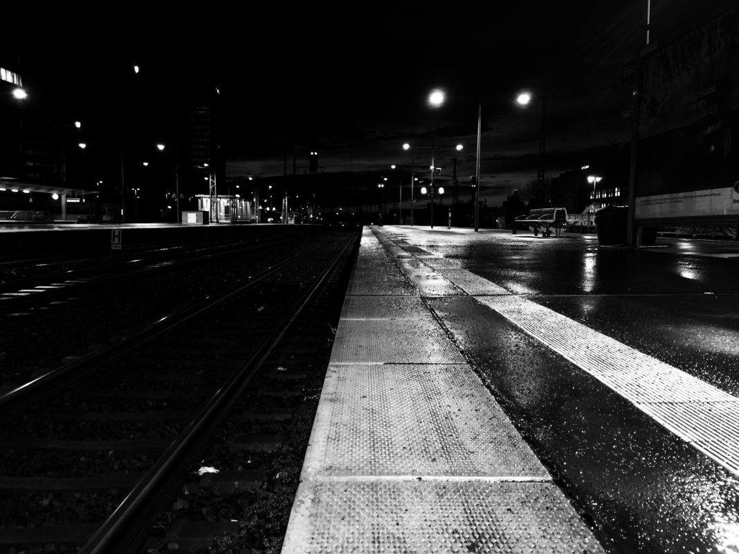 Foto: Essen Hauptbahnhof, Gleis 2