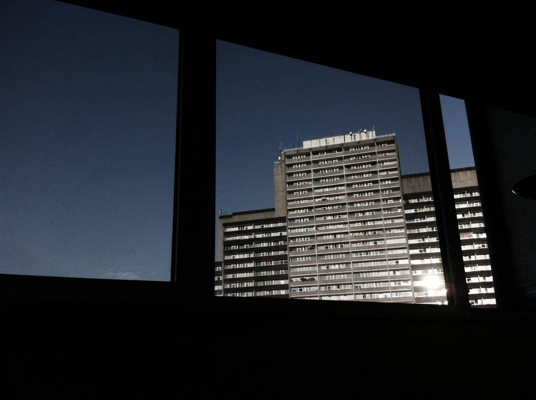 Westcenter Fenster Rahmen