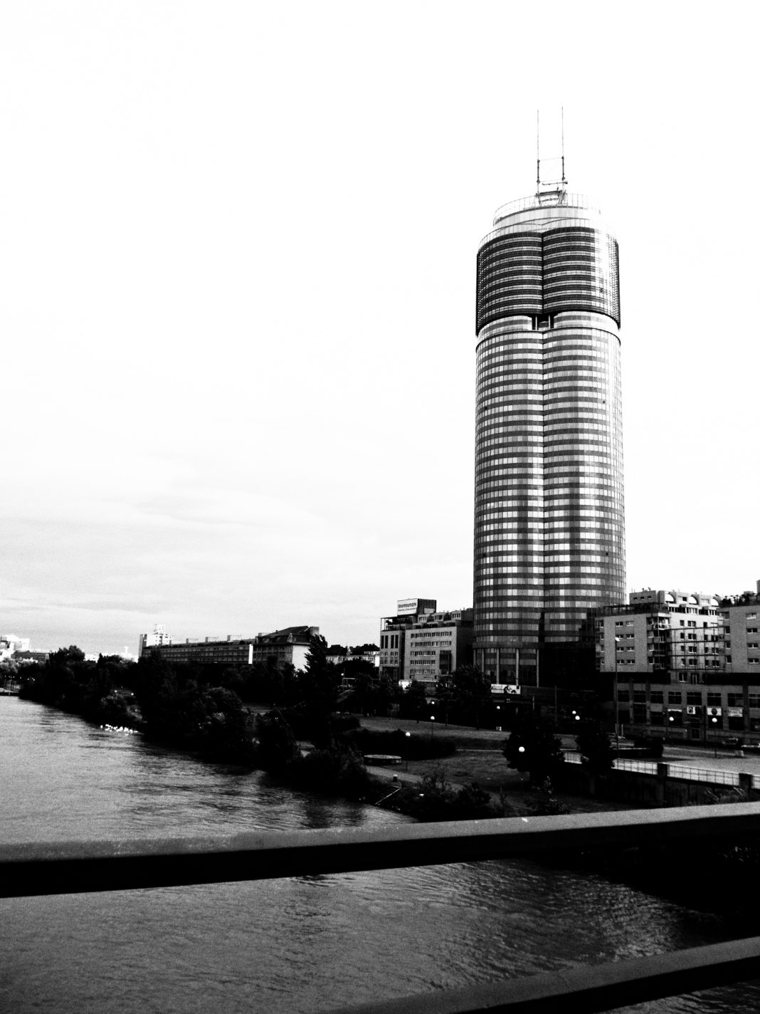Foto Millennium Tower Wien