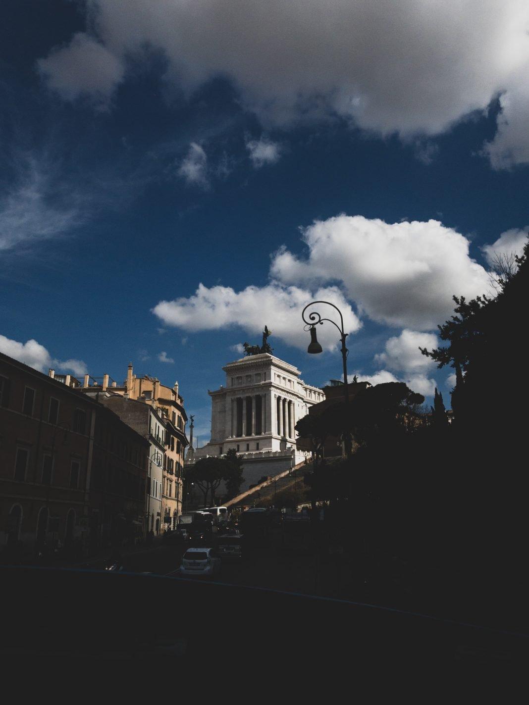 Foto: Monumento a Vittorio Emanuele II