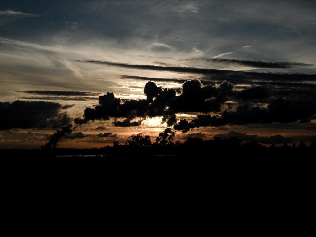 Foto: Kraftwerkswolken