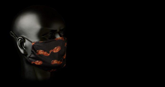 Will ich haben: Eine Maske, die nach wunderbarem Bacon duftet