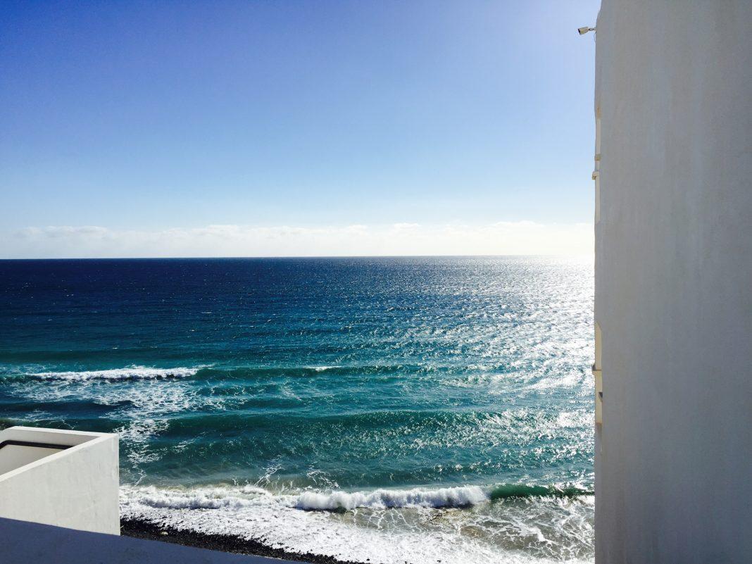 Foto: Brandung auf Fuerteventura